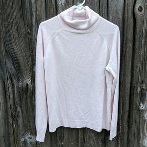 Karen Scott Turtleneck Sweater XL Pullover Pink